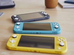 任天堂发布Switch Lite ,小屏幕更便携!