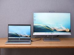 超窄边框扩展无限 惠普E243d扩展显示器评测