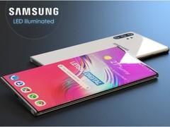 三星申请了新的LED商标 Galaxy Note 10系列将拥有LED提示灯?