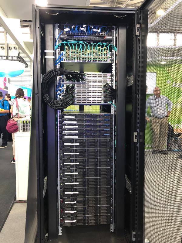 浪潮携手伙伴成立5G联合实验室,并发布首款虚拟数据中心机房方案