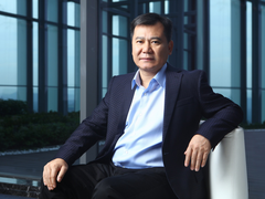 张近东:与世界名企开展合作、同台竞技,才能发展为国际一流强企