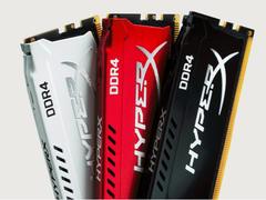 自动超频+高效散热 HyperX FURY雷电DDR4内存为电竞助力