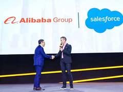 全面集成阿里云,Salesforce在中国正式转正