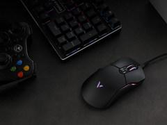 有线无线双模式 雷柏VT200双模版游戏鼠标视频