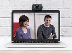 高清品质,多软件兼容 罗技发布B525高清网络摄像头,为商务而启