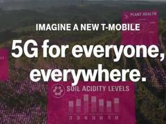 5G网络的又一个进步:T-Mobile首次完成独立5G数据会话