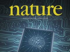 清华天机芯片登上《自然》封面,实现零的突破