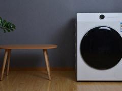 家电颜值典范 米家互联网洗烘一体机Pro图赏