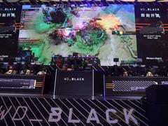 体验WD+BLACK的魅力,西部数据ChinaJoy2019展台游览-玩家社区