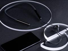 Hybrid主动降噪 小米降噪项圈蓝牙耳机众筹仅439元