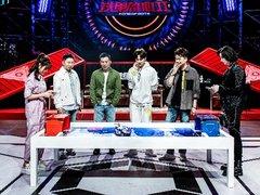 朱正廷、杨迪竟在《铁甲雄心》里玩起了机器人世界杯!