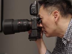 商业摄影完美相机:著名广告摄影师评索尼全画幅微单Alpha 7R IV