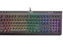 打造暑期作战平台—HyperX阿洛伊魅影RGB游戏键盘