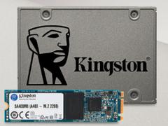 出色性能,玩转速度 金士顿A400系列固态硬盘