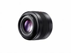 LUMIX G系列25mm定焦镜头,再次技术革新!