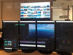 AOC Q2490PXQ显示器携手NVIDIA,诠释多屏精彩!