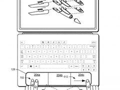 微软Surface触控板新专利曝光:更大更长更多功能