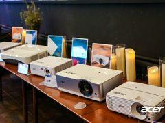 宏碁发布12大系列激光投影机 超短焦新品引领行业标杆