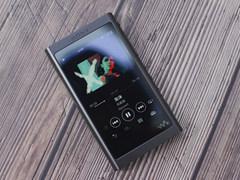 小巧机身时尚感十足  索尼NW-A55播放器图赏