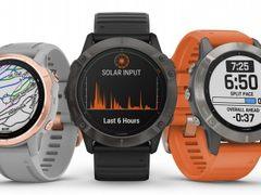 超长续航!新一代佳明 Fenix 6户外运动手表正式开售