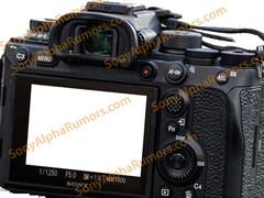 形似A7R4?索尼A9M2首张谍照曝光,或将使用新一代索尼传感器!