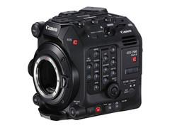 举着拍,飞着拍?佳能新推出EOS C500 Mark II摄影机,变着花样拍电影