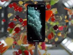 令人惊艳!苹果发布iPhone 11 Pro系列广告,突出耐用性和相机功能