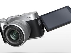 有线与无线之间,是8倍速的距离!富士 X-A7将支持有线传输图像