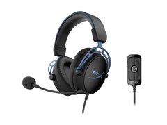 HyperX正式推出Cloud Alpha S阿尔法加强版游戏耳机