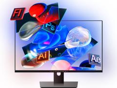雷神首款设计师显示器重磅推出!让创造尽现眼前!