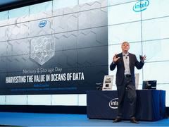 英特尔通过内存和存储创新加速以数据为中心的技术发展