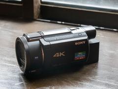 索尼AX60摄像机 专注Vlog视频创作
