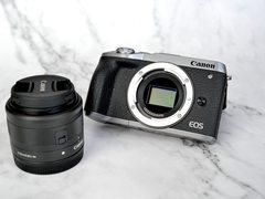 功能精悍的Vlog新机 佳能 EOS M6 Mark II图赏