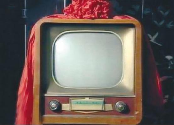 80后怀念 90后感慨 00后没见过 以前的电视竟是这样的