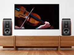 影院音效在家也能享:客厅2.0有源音箱推荐