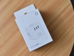 米家魔方转换器开箱:多口扩展,轻巧便携