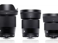 适马推出三款佳能EF-M卡口镜头,全新控制算法,够出色!