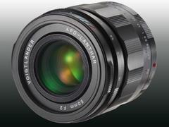 天生强者!确善能发布福伦达APO-LANTHAR 50mm F2.0镜头