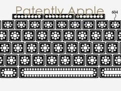 苹果公司新专利!新型触觉键盘系统即将登场,虚拟键盘也有真实触感