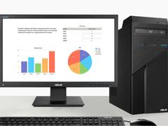 敏捷计算 安全可靠 华硕商用D425MC台式电脑提供强劲支持