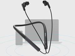 高灵敏动圈单元,雷柏XS100颈挂式蓝牙耳机详情介绍