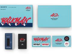 索尼发布Walkman®安卓高音乐播放器NW-ZX500和NW-A100系列