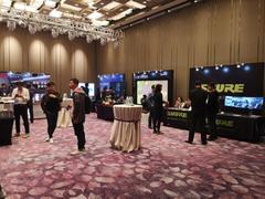 飞利浦显示器携手舒尔,助力第七届AV/IT技术发展与行业应用高峰论坛
