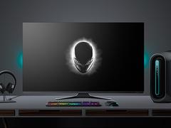 外星人推出旗下首款OLED电竞显示屏,拥有54.6英寸的4K钜幕