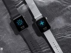 """小米手表外观首曝!酷似""""Apple Watch""""?"""