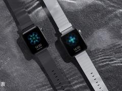 小米手表外观首曝:方形设计或采用定制系统