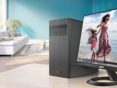 强悍性能 华硕商用S340MC台式电脑商务办公好伙伴