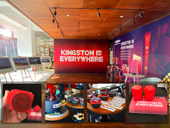Kingston is everywhere 粉丝&大咖嗨聚金士顿影像大趴