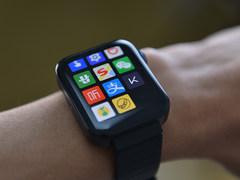 安卓阵容终于有了一款真正的智能手表!  小米手表开箱