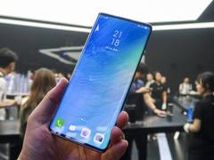 IDG公布中国5G手机出货量 vivo占比第一